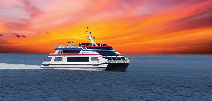 CSF | Cross Sound Ferry